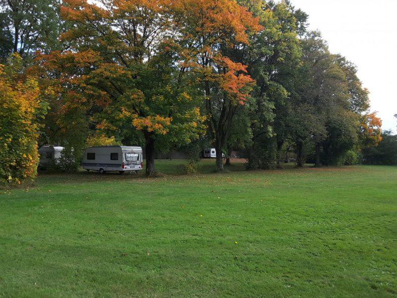 Herbststimmung - Liegewiese